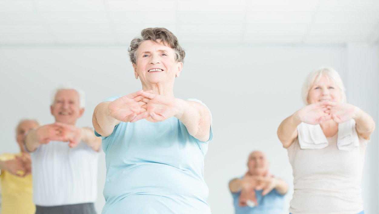 Adult and seniors programs